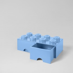 LEGO Brick Drawer (8) Blue
