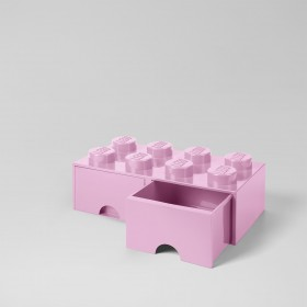 LEGO Brick Drawer (8) Pink