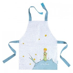 PVC Coated Apron Little Prince Petit Jour