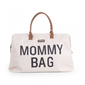 "Nursery Bag ""Mommy Bag"" White"