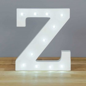 Letra Z LED Up In Lights