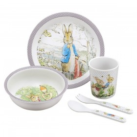 Peter Rabbit Dinner Set Petit Jour