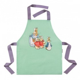 PVC Coated Apron Peter Rabbit Petit Jour