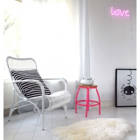 Neon Light Love Pink A Little Lovely Company
