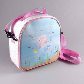 Insulated Lunch Bag Mermaid Floss & Rock
