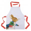 PVC Coated Apron Red Peter Rabbit Petit Jour