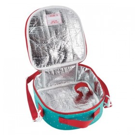 Insulated Lunch Bag Jungle Floss & Rock