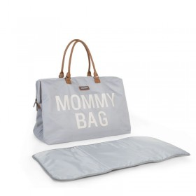 "Nursery Bag ""Mommy Bag"" Grey"