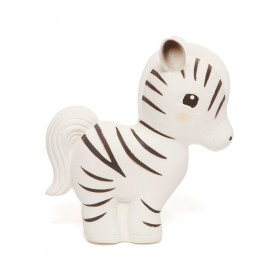 Teething Toy Zebra Petit Monkey