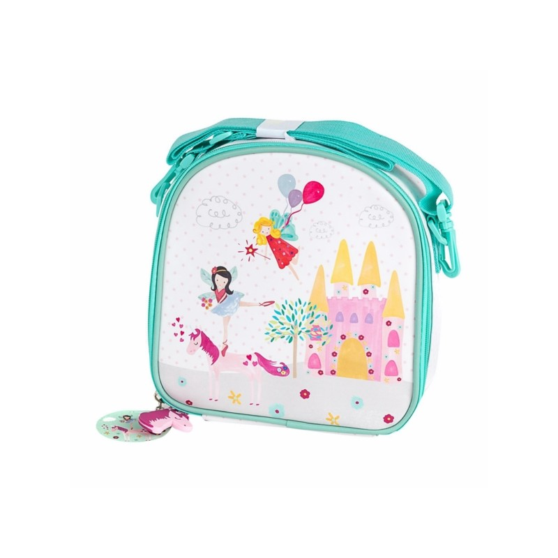 Insulated Lunch Bag Unicorn Floss & Rock