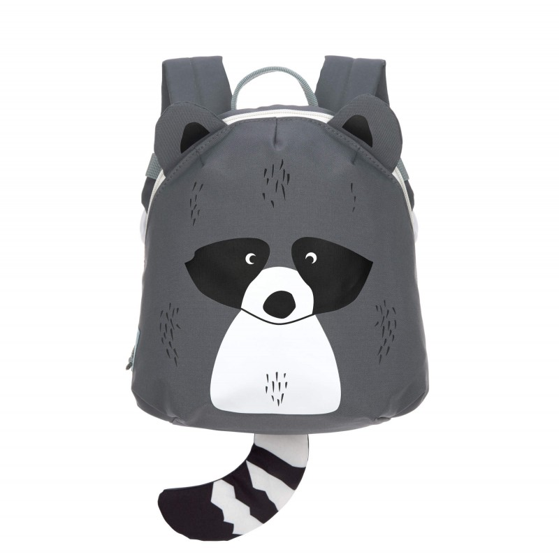 "Tiny Backpack ""Raccoon"" Lässig"