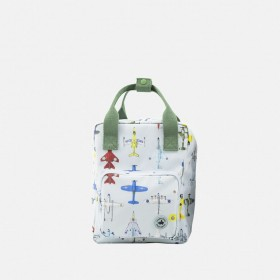 "Backpack ""Airplanes"" Studio Ditte"