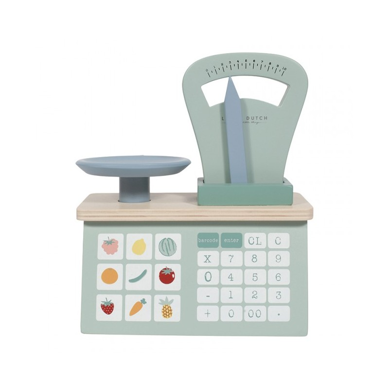 Weighing Scale Little Dutch