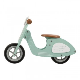 Scooter de Equilíbrio Menta Little Dutch