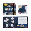 Deep Sea Magic Colour Changing Cards Floss & Rock