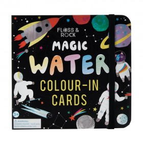 Space Magic Colour Changing Cards Floss & Rock