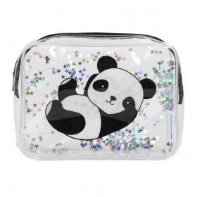Toiletry Bag Panda A Little Lovely Company