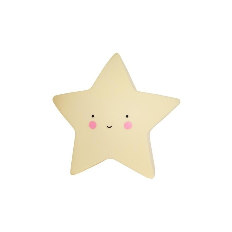 Pink Star Light A Little Lovely Company