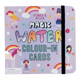 Unicorn Magic Colour Changing Cards Floss & Rock