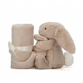 Bashful Beige Bunny Soother JellyCat
