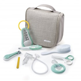 Toiletry Pouch Grey Béaba