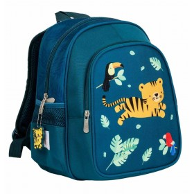 Insulated Backpack Jungle Tiger A Little Lovely Company