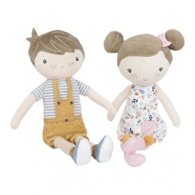 Cuddle Doll Jim 35cm Little Dutch