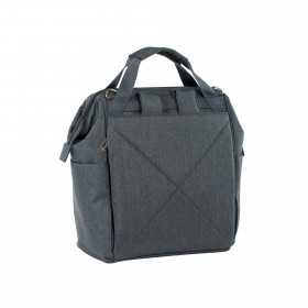 Diaper Backpack Goldie Anthracite Lässig