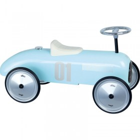 Light Blue Vintage Car Vilac