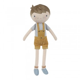 Boneco Peluche Jim 50cm Little Dutch