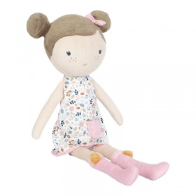 Cuddle Doll Rosa 50cm Little Dutch