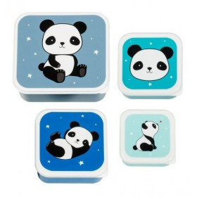 Panda Snack Box A Little Lovely Company
