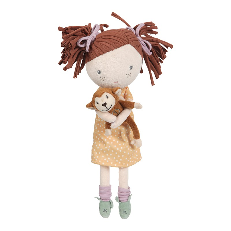 Boneca Peluche Sophia Little Dutch