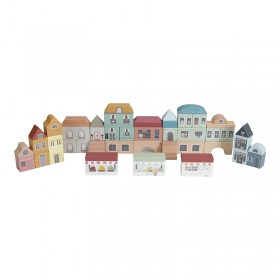 City Building Blocks Little Dutch