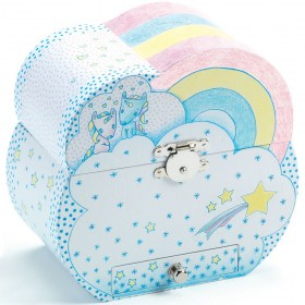 Unicorn Music Box Djeco