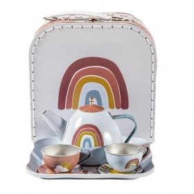Rainbow Tea Set Little Dutch