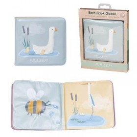 Bath Book Little Goose Little Dutch