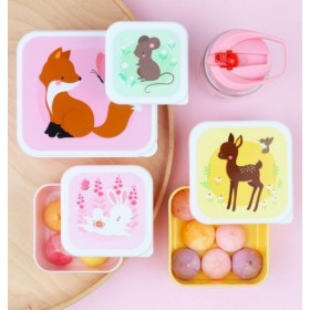 Forest Friends Snack Box A Little Lovely Company