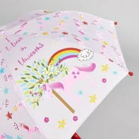 Unicorn Umbrella Floss & Rock