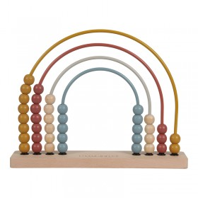 Rainbow Abacus Nature Little Dutch