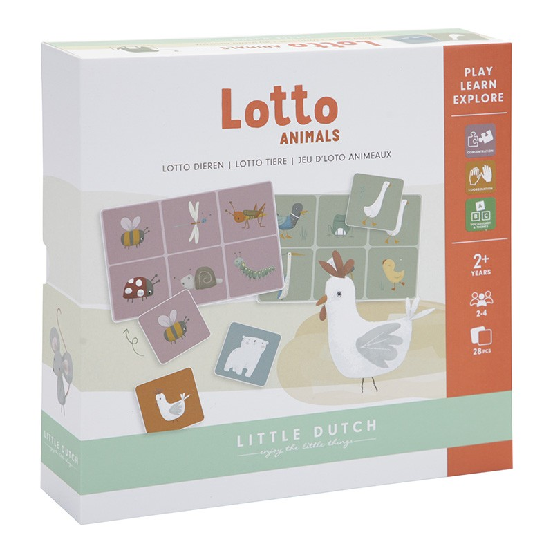 "Lotto ""Little Goose"" Little Dutch"
