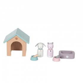 Dollhouse Pets Playset Little Dutch