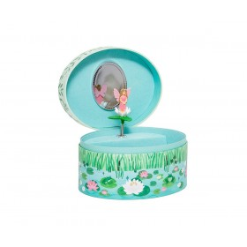 Water Fairy Music Box Petit Monkey
