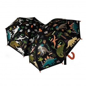 Dinosaur Umbrella Floss & Rock