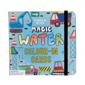 Construction Magic Colour Changing Cards Floss & Rock