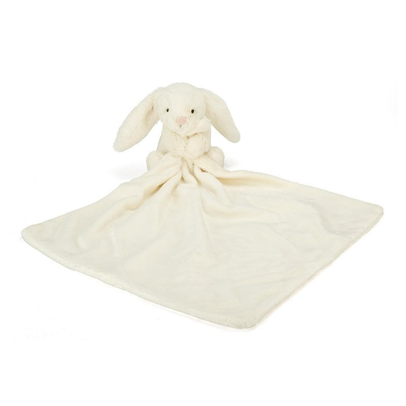 Cream Bunny Soother JellyCat