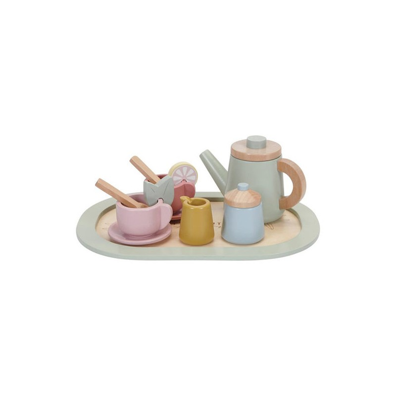 Tea Set Little Dutch