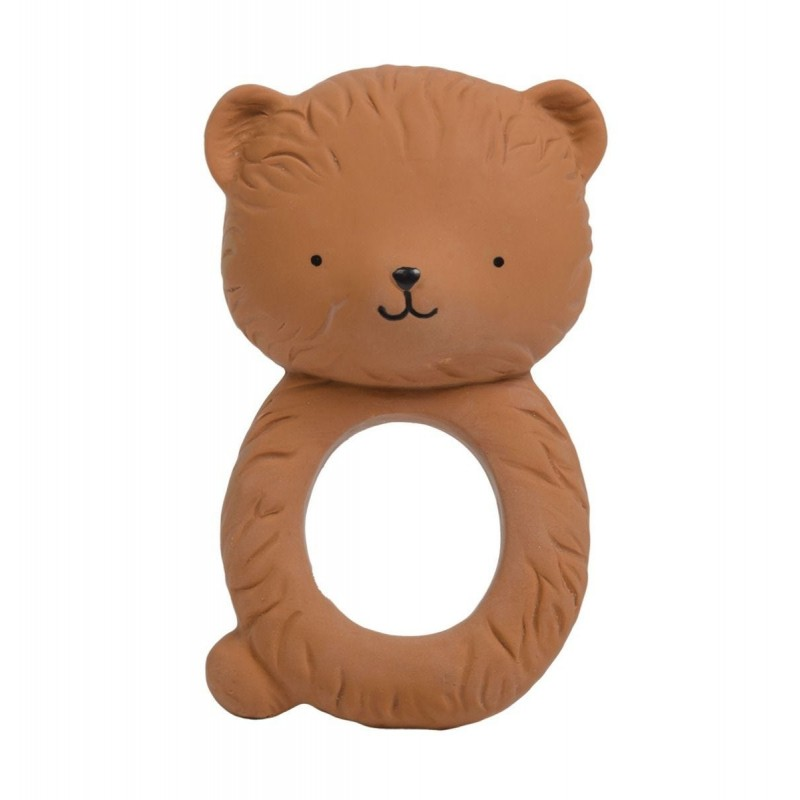 Teething Ring Bear A Little Lovely Company