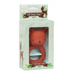 Teething Ring Deer A Little Lovely Company