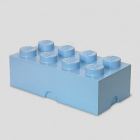 LEGO Storage Brick (8) Blue
